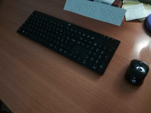 combo clavier souris hp 200 keyboard mouse
